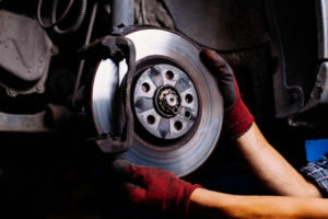 car brake replacement